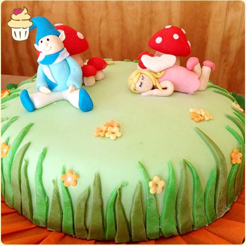 Torta Duendes
